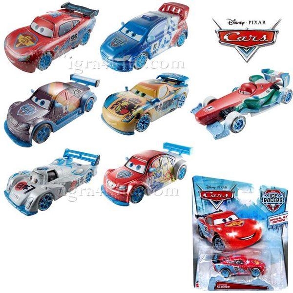 Cars - Ice Drifters Колички ледено забавление CDR25