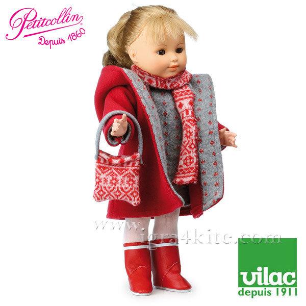 Vilac - Petitcollin Кукла Marie Francoise Chamonix 40см 284006