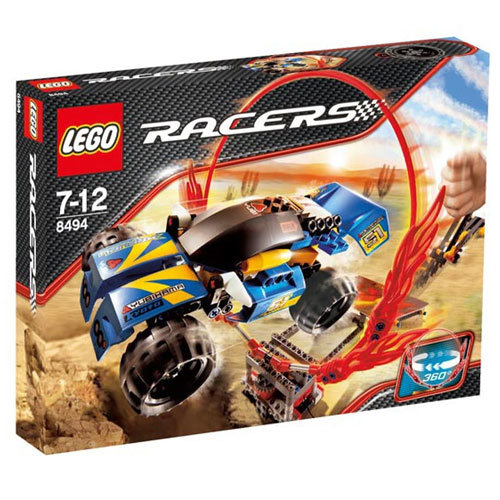 Lego 8494 Racers - Ring of Fire
