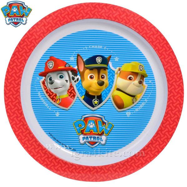 Paw patrol - Детска чиния Пес Патрул 71914