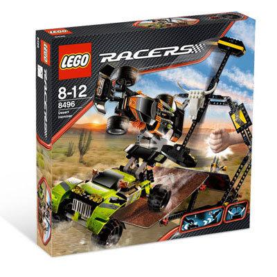 Lego 8496 Racers - Desert Hammer