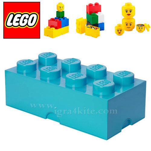 Lego 40041743 Аксесоари - Кутия за съхранение 2x4