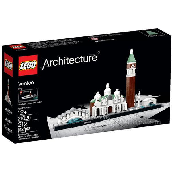 Lego 21026 Архитектура - Венеция
