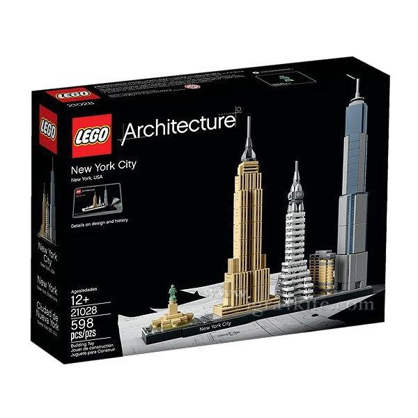 Lego 21028 Архитектура - Ню Йорк
