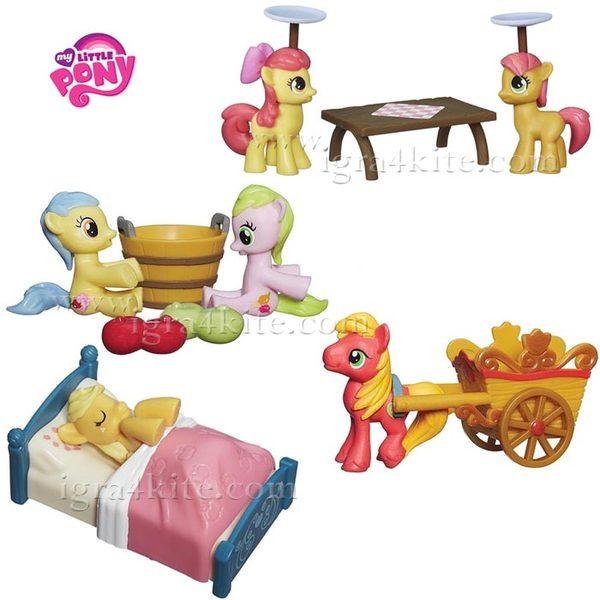 My Little Pony - Комплект понита за игра Friendship Day B2072