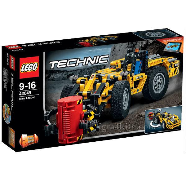 Lego 42049 Technic - Миньорска машина