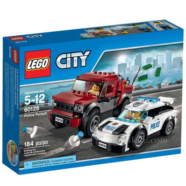 Lego 60128 City - Полицейско преследване