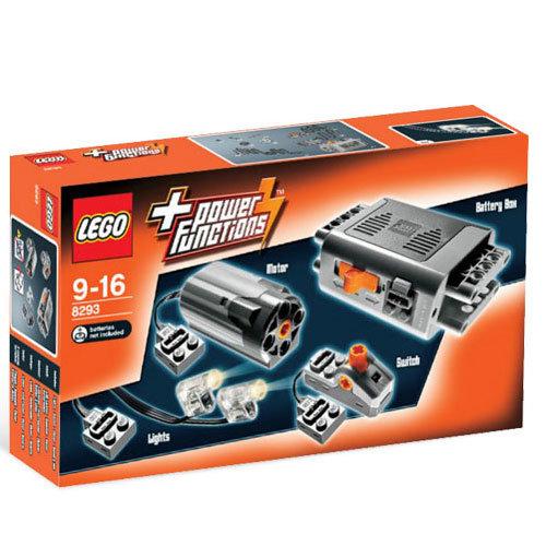 Lego 8293 Technic® - Двигател