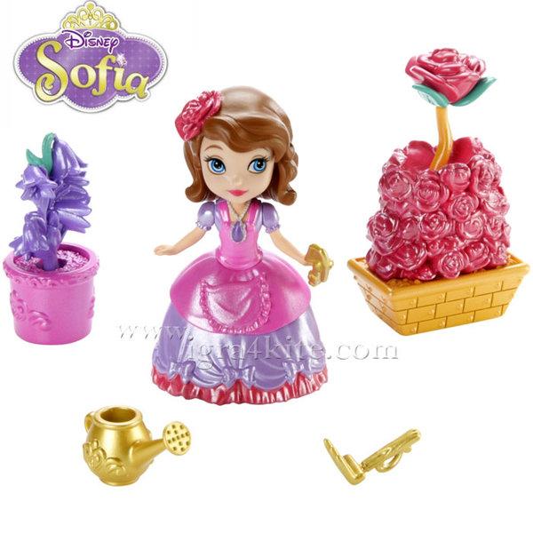 Disney Princess Sofia the First - Кукла Принцеса София Първа в омагьосаната градина chj68