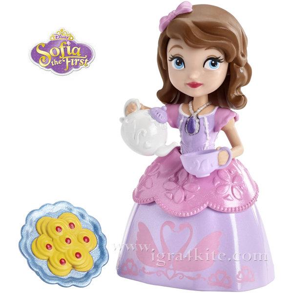 Disney Princess Sofia the First - Кукла Принцеса София Първа на колелца CJP98