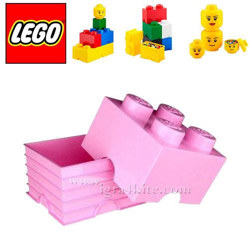 Lego 40031738 Аксесоари - Кутия за съхранение 2х2