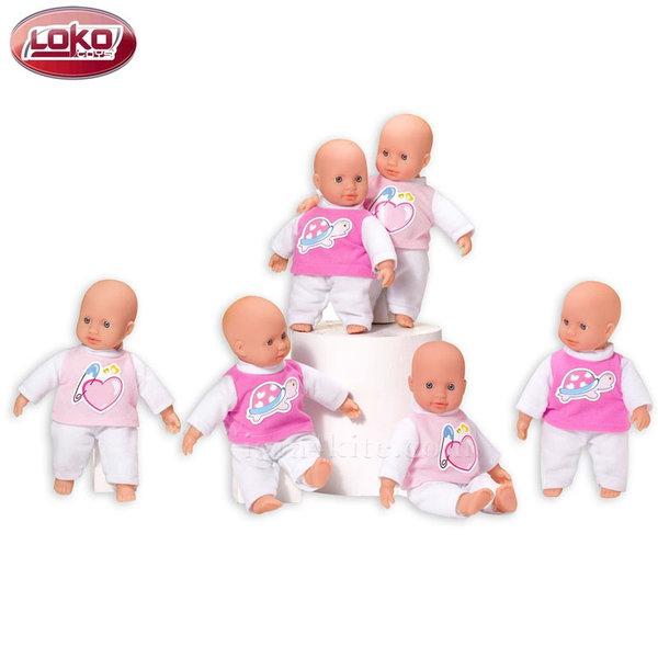 Loko Toys - Кукла MINI TINY 98001