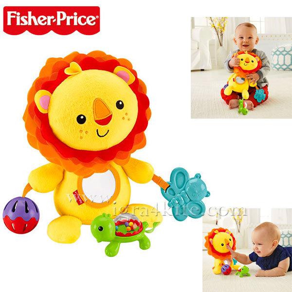 Fisher Price - Занимателно Лъвче CGN89