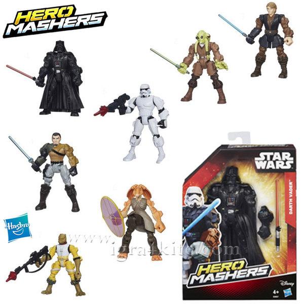 Star Wars Hero Mashers - Фигура Мездузвездни войни