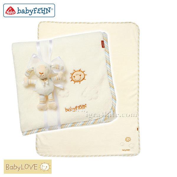 Baby Fehn - Бебешко одеалце Овца 396089