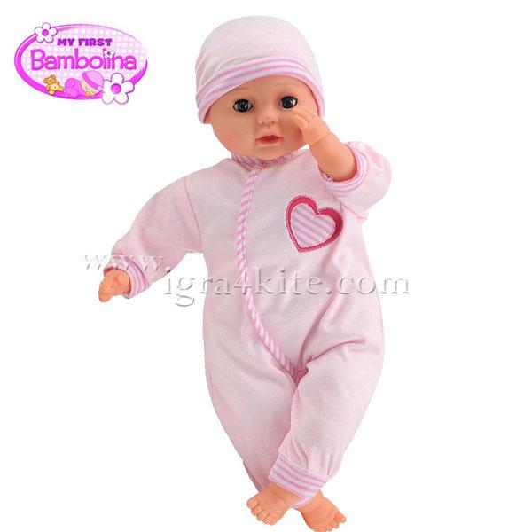 Bambolina - Интерактивна говореща кукла Sweet