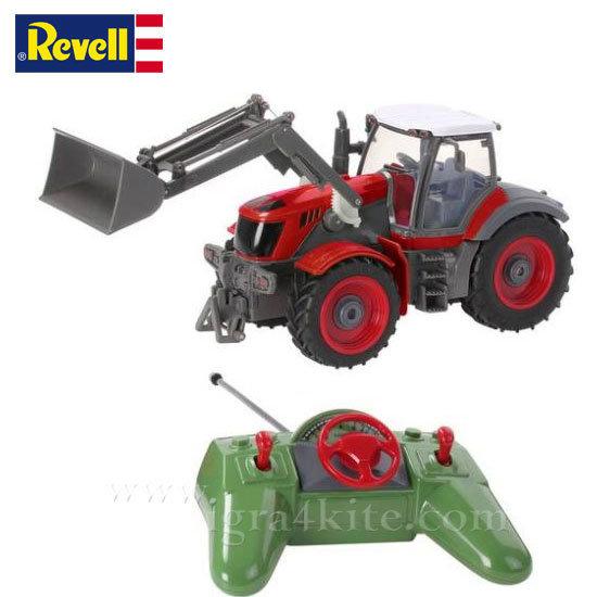 Revell - Трактор с радиоконтрол