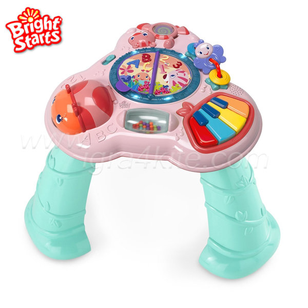 Bright Starts - Маса за игра Musical Learning Table 9251