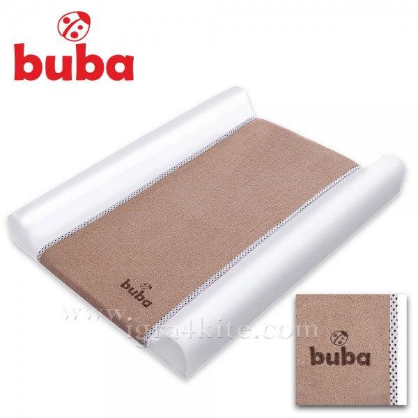 Buba - Fluffy Подложка за преповиване бежова
