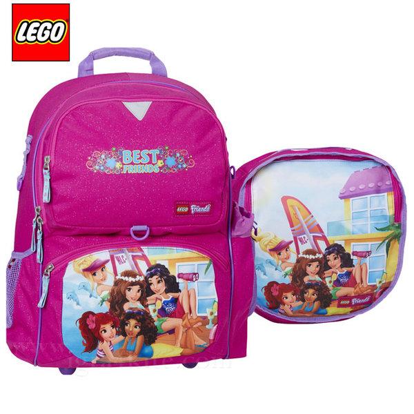 Lego Freshmen - Ергономична ученическа раница Лего Best Friends 15283
