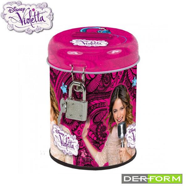 Disney Violetta - Детска касичка Виолета 31627