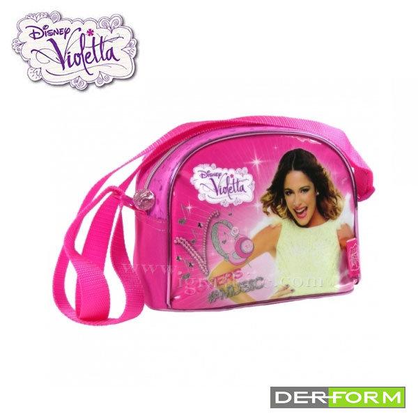 Disney Violetta - Чанта за носене на рамо Виолета 33676