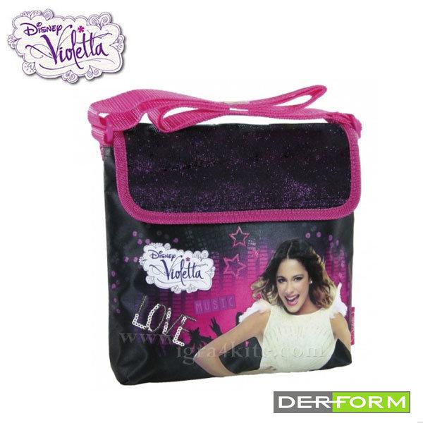 Disney Violetta - Чанта за носене на рамо Виолета 33638