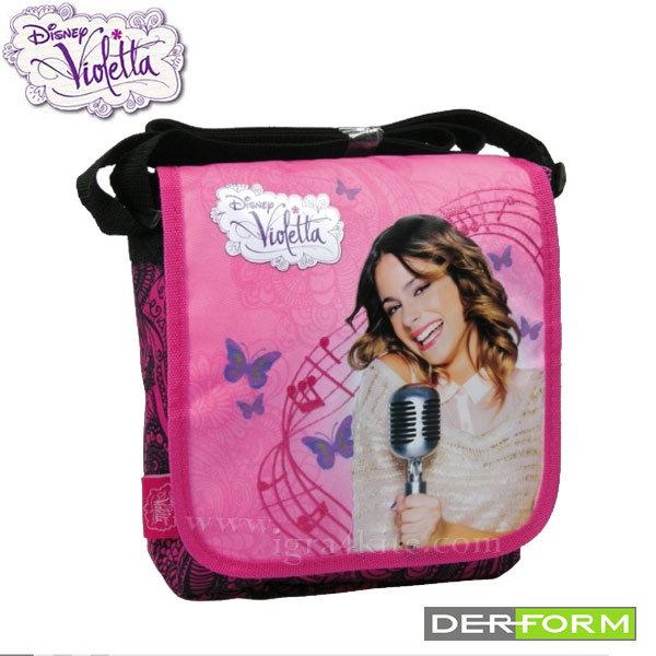 Disney Violetta - Чанта за носене на рамо Виолета 30910