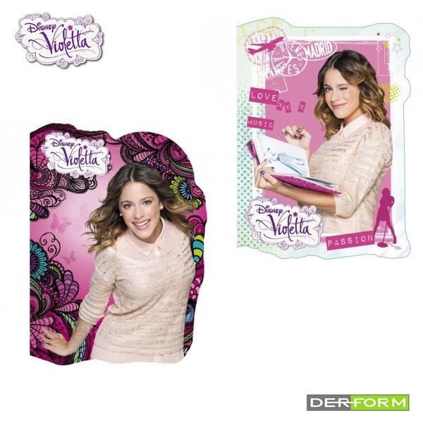 Disney Violetta - Тефтерче А6 Виолета 28658