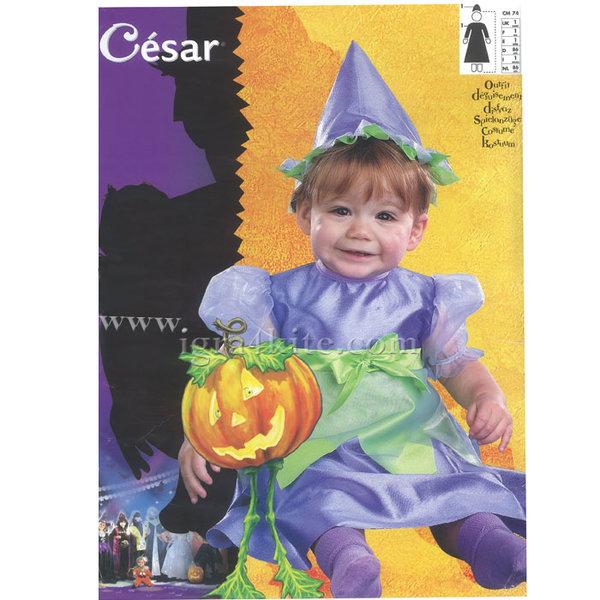 Бебешки карнавален костюм Фея на Тиквите 19101443