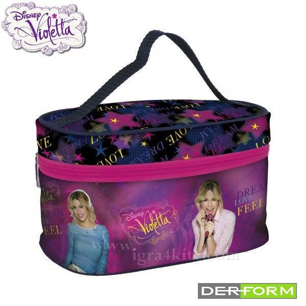 Disney Violetta - Козметично куфарче Виолета 38251