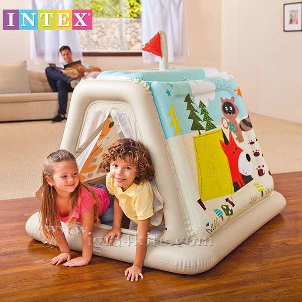 Intex - Детска надуваема къща за игра 48634