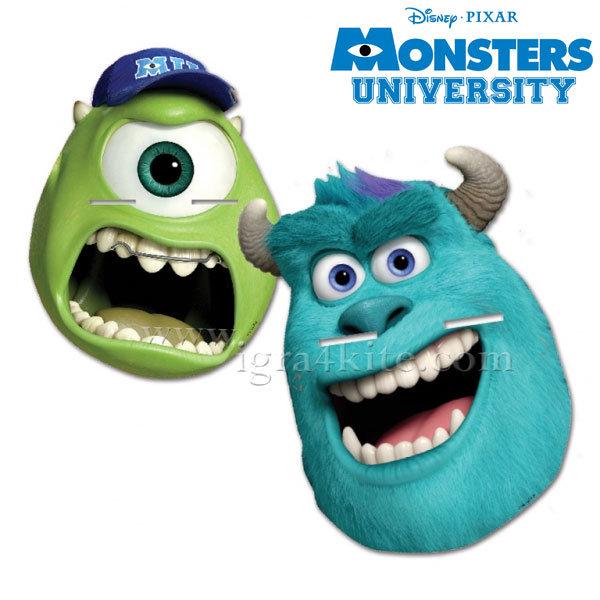 Monster University - Детски маски Монстър Юнивърсити 1597