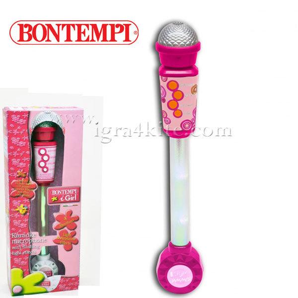 Bontempi - Караоке микрофон 191043