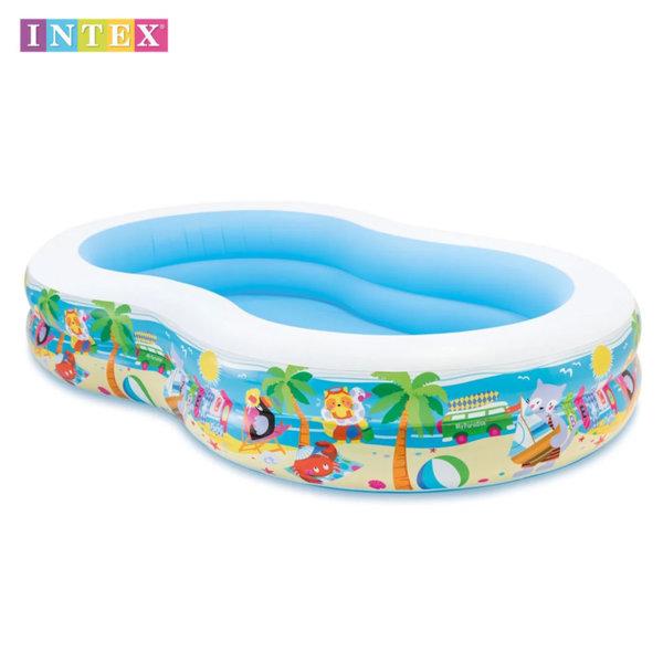 Intex - Детски надуваем басейн 56490