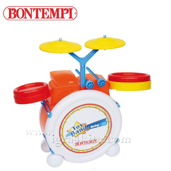 Bontempi - Детски комплект барабани 193071