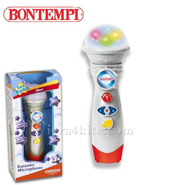 Bontempi - Детски караоке микрофон 191255