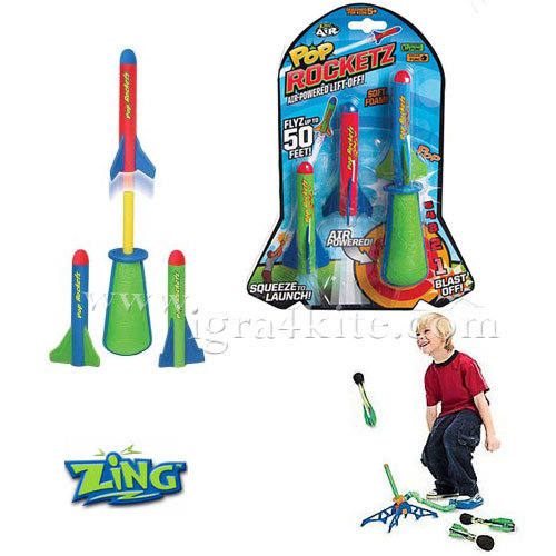 Zing - Поп Рокетс ZG525