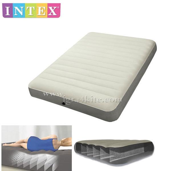 Intex - Надуваем матрак 64701