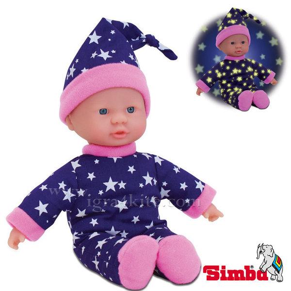 Simba - Бебе Лаура със светеща пижама 105012501