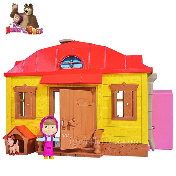 BIG Маша и Мечока - Къщата на Маша 01633