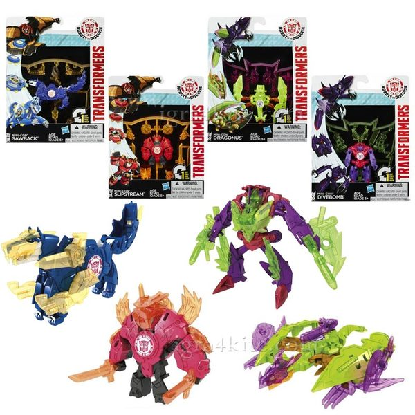 Transformers Mini-Con - Трансформърс  Mini-Con B0763