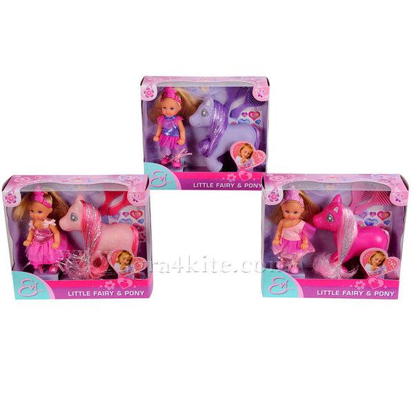Simba - Кукла Еви с пони 105738667