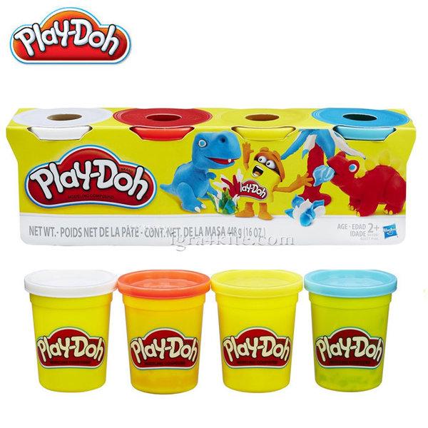 PlayDoh - Детски комплект Класически цветове b5517