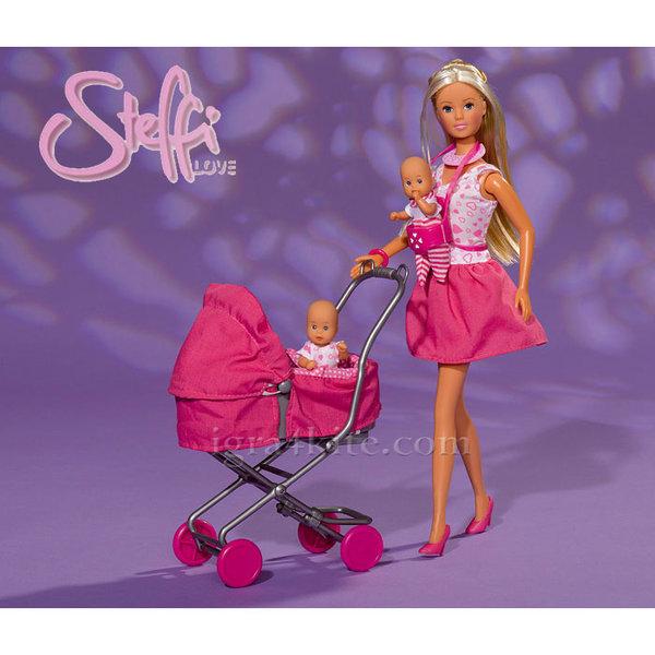 Simba - Кукла Стефи на разходка 105738060