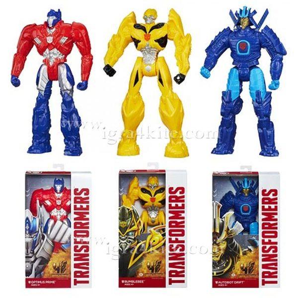 Transformers -  Трансформърс Titan Hero A6550