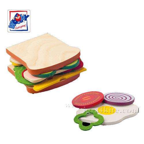 Woody - Направи си дървен сандвич 91171