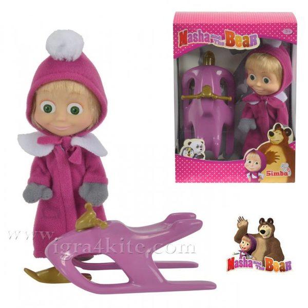 Simba Маша и Мечока - Кукла Маша с шейна 109301681