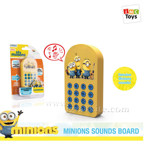 IMC Toys - Minion Музикална кутия 375109