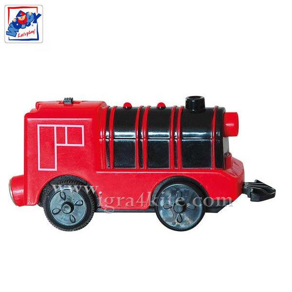 Woody - Локомотив с батерия 91168